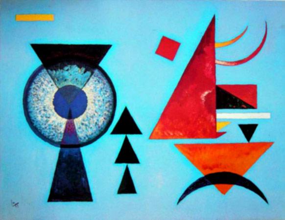 Artwork By Wassily Kandinsky Kathleen Palinski